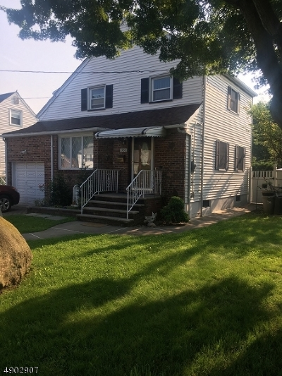 Union Twp. Single Family Home For Sale: 1333 Oakland Ave