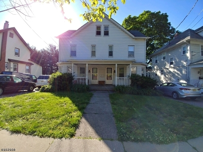 Rental For Rent: 38-40 Hillside Ave