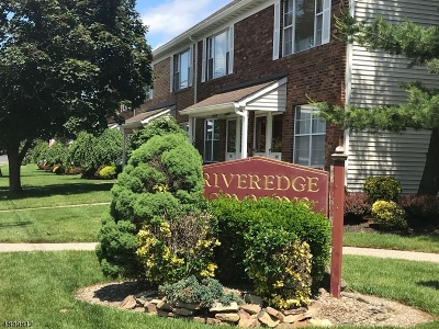 Scotch Plains Twp. Condo/Townhouse For Sale: 1031 Cellar Ave
