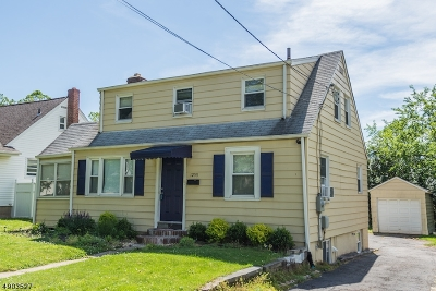 Single Family Home For Sale: 1255 Erhardt St