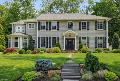 Millburn Twp. Single Family Home For Sale: 104 Browning Rd