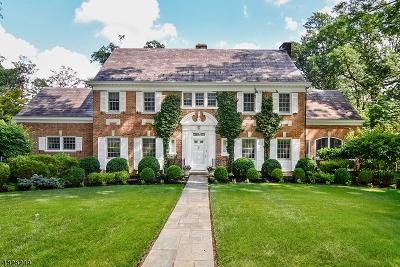 Union County Single Family Home For Sale: 248 Oak Ridge Ave