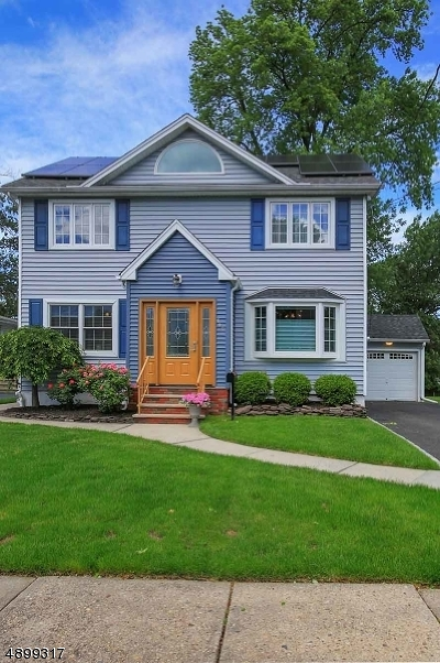 Garwood Boro Single Family Home For Sale: 640 Myrtle Ave
