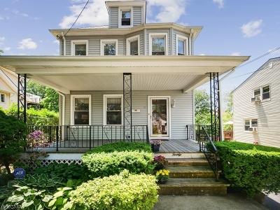 Hillside Twp. Single Family Home For Sale: 20 Dod Pl
