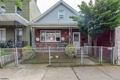 Bayonne City Multi Family Home For Sale: 24 W 16th St