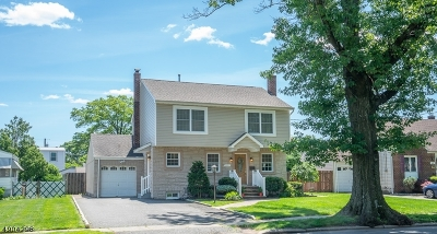 Clark Twp. Single Family Home For Sale: 1535 Raritan Rd