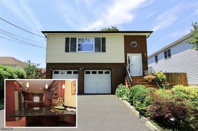 Roselle Park Boro Single Family Home For Sale: 510 Roosevelt St