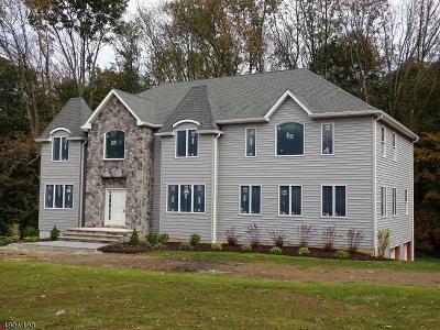 Denville Twp. Single Family Home For Sale: 59 Smith Rd