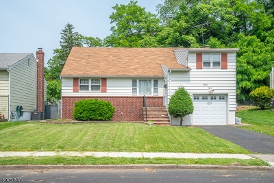 Single Family Home For Sale: 1182 Harmony Rd