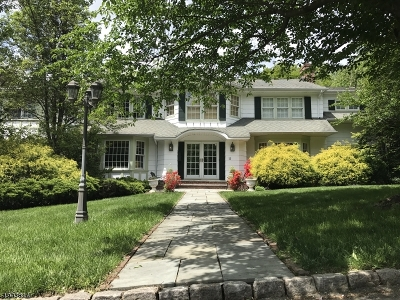 Essex County, Morris County, Union County Rental For Rent: 11 Elsway Rd