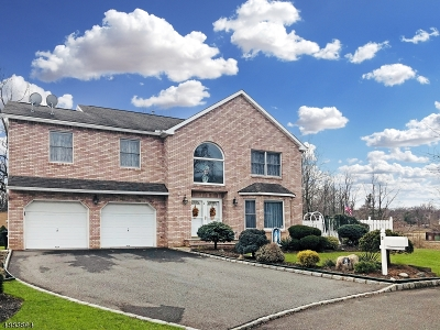 Clark Twp. Single Family Home For Sale: 3 Melvyn Ct