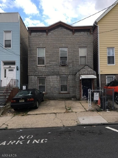 Jersey City Single Family Home For Sale: 21 Graham St