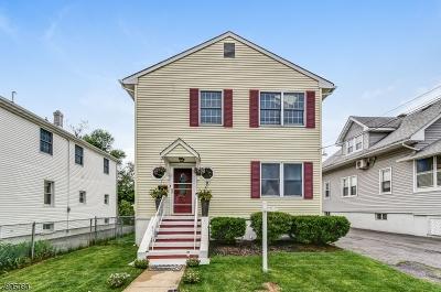 Cranford Twp. Single Family Home For Sale: 9 Garden Pl