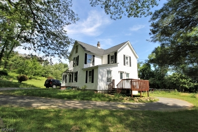 Randolph Twp. Single Family Home For Sale: 108 Dover Chester Rd