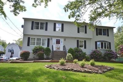 East Hanover Twp. Single Family Home For Sale: 18 Groah Rd