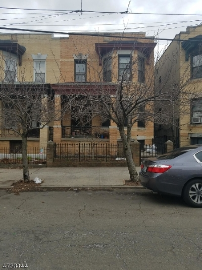 Jersey City Multi Family Home For Sale: 21 Concord St