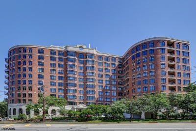 Maplewood Twp. Condo/Townhouse For Sale: 616 S Orange Ave 3f #3F