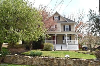 Plainfield City Single Family Home For Sale: 848 Berkeley Ave