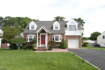Woodbridge Twp. Single Family Home For Sale: 90 Inwood Ave