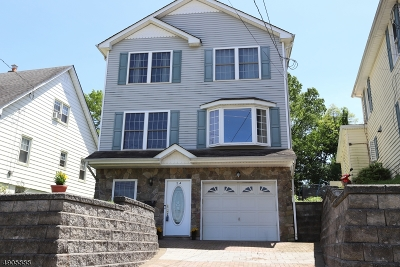 South River Boro Single Family Home For Sale: 54 Hillside Ave