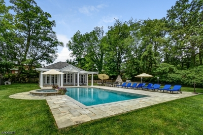 Millburn Twp. Single Family Home For Sale: 21 Parsonage Hill Rd