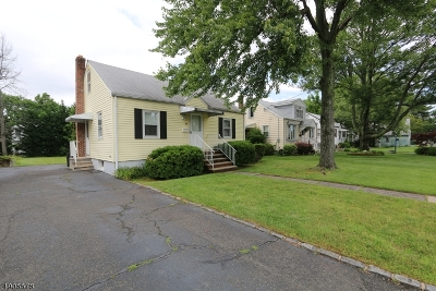 Garwood Boro Single Family Home For Sale: 316 3rd Ave