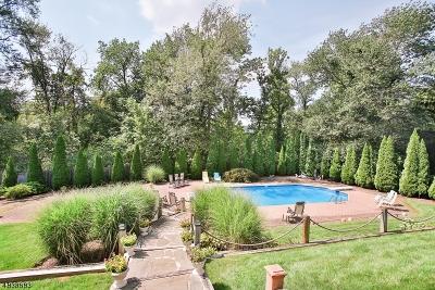 Florham Park Boro Single Family Home For Sale: 8 Allerton Ct