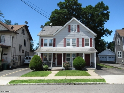 Dover Town Multi Family Home For Sale: 129-131 Pequannock St