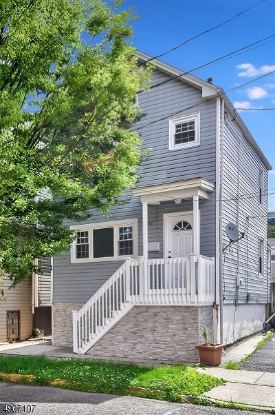Rahway, Rahway City Single Family Home For Sale: 1275 Georgia St