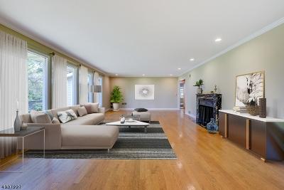 South Orange Village Twp. NJ Single Family Home For Sale: $885,000