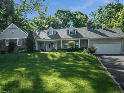 Maplewood Twp. Single Family Home For Sale: 285 Wyoming Ave