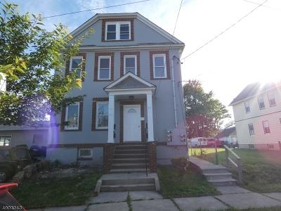 Roselle Boro Multi Family Home For Sale: 1126 Drake Ave