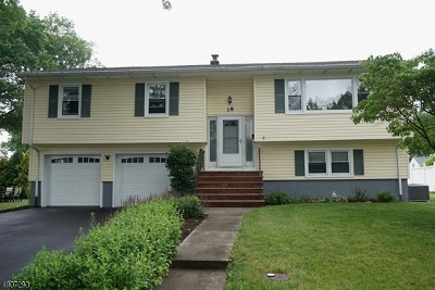 Clark Twp. Single Family Home For Sale: 18 Terhune Rd
