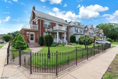Elizabeth City Single Family Home For Sale: 353-355 Elmora Ave