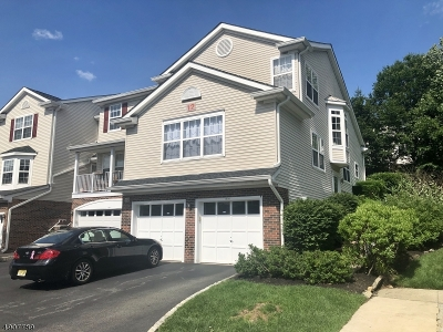 Denville Twp. Condo/Townhouse For Sale: 1208 Windsor Court