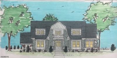 Millburn Twp. Single Family Home For Sale: 14 Kenilworth Dr