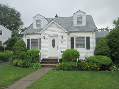 Union Twp. Single Family Home For Sale: 410 Spring St