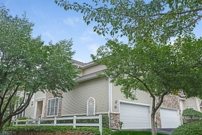 West Orange Twp. Condo/Townhouse For Sale: 7 Boland Dr