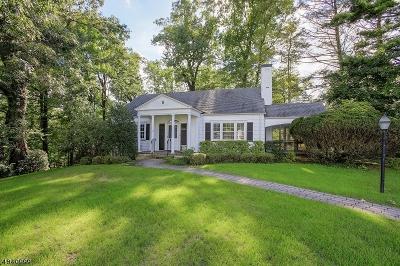 Millburn Twp. Single Family Home For Sale: 19 S Beechcroft Rd