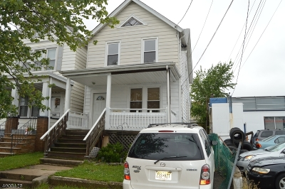 Perth Amboy City Single Family Home For Sale: 540 Lawrie St