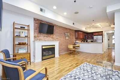 Hoboken City Condo/Townhouse For Sale: 221 Willow Ave #3R