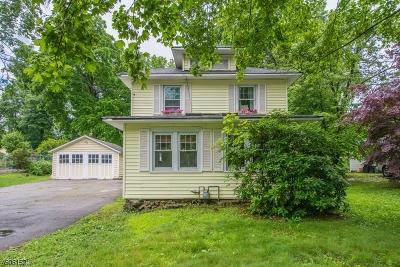 Denville Twp. Single Family Home For Sale: 169 Diamond Spring Rd