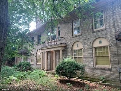 Plainfield City Single Family Home For Sale: 411 Huntington Ave