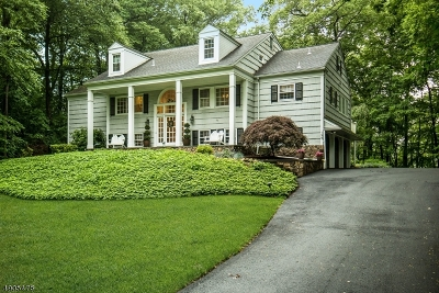 Denville Twp. Single Family Home For Sale: 195 Laurelwood Trl