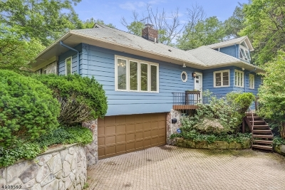Millburn Twp. Single Family Home For Sale: 2 Brantwood Ter