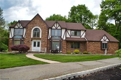 South Brunswick Twp. Single Family Home For Sale: 10 Gregory Ct