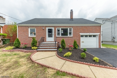 Linden City Single Family Home For Sale: 24 Elmwood Ter