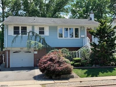 Woodbridge Twp. Single Family Home For Sale: 212 E Louis Pl