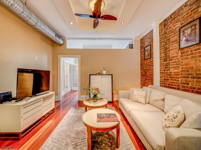 Hoboken City Condo/Townhouse For Sale: 814 Washington St