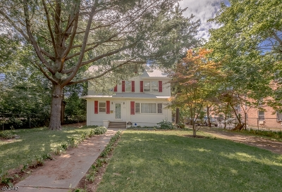 Plainfield City Single Family Home For Sale: 612-16 E Front St